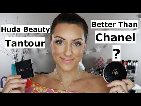 Huda Beauty Tantour Review | Better Than Chanel?