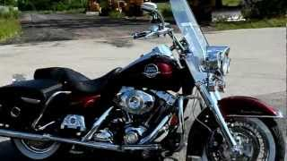 10. For Sale 2008 Harley-Davidson FLHRC Road King Classic at East 11 Motorcycle Exchange LLC