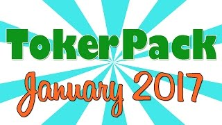 TOKERPACK UNBOXING!! (January 2017) by Strain Central