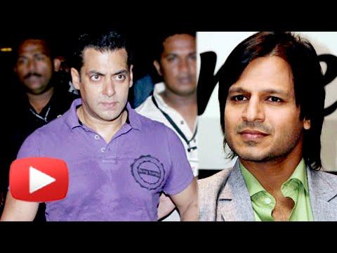 OMG! Vivek Oberoi TAUNTS Salman Khan? Vivek - Salm