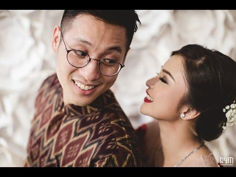 Engagement Junior Liem + Putri Titian