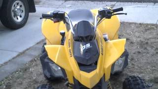 2. 2012 can am ds 250 review