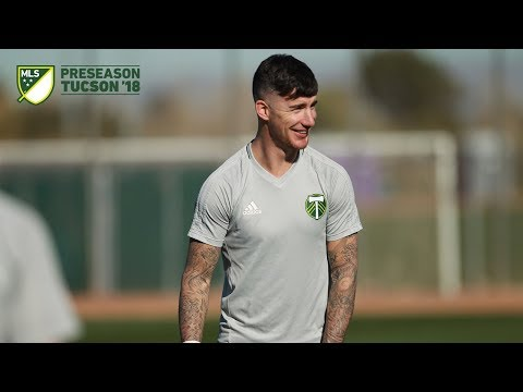 Video: Timbers in Tucson | New season: New looks