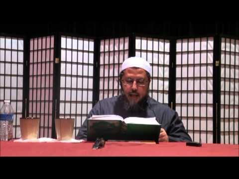 شرح معارج القبول شرح سلم الوصول للحكمي-١٣