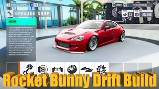 Forza Horizon 3 ROCKET BUNNY FRS 2JZ Drift Build