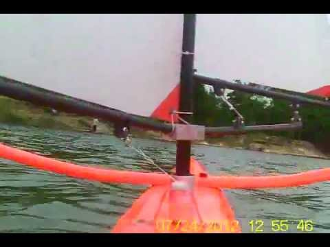 FireDragon - On Board - Mini40/F-48 Trimaran