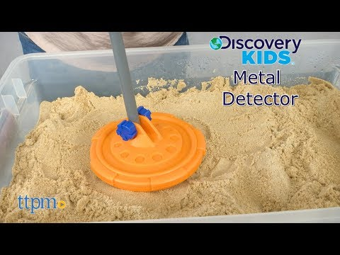 Discovery Metal Detector from Explore Scientific