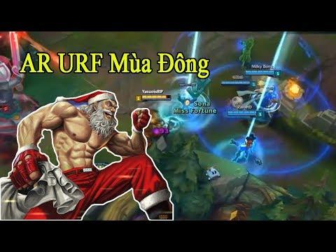 AR URF Mùa Đông Sẽ Trở Lại Nhân Dịp Giáng Sinh & Năm Mới - Thời lượng: 15:37.