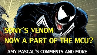 In a June 18th interview with Filmstarts, Amy Pascal let us all know what we wanted to hear, namely that Venom will be part of the ...