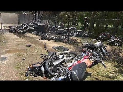 Αφγανιστάν: Έκρηξη με δεκάδες νεκρούς και τραυματίες
