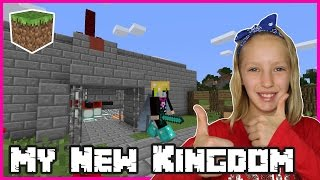 I'm Building My New Kingdom in Minecraft