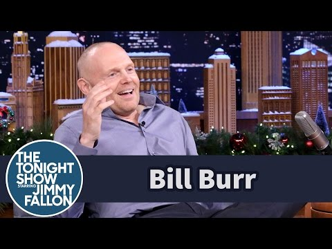 Bill Burr goes on a fast food rant