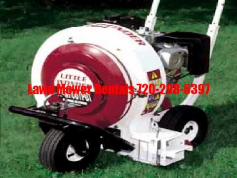 Repair Lawn Mower Aurora CO | 720-343-9881