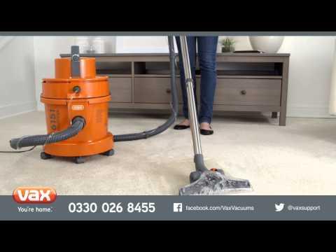 Видео Пылесос моющий Vax 6131
