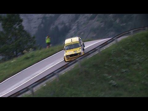 fiat 131 racing - passaggio al limite di paolo diana