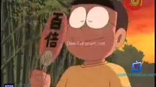DORAEMON NEW EPISODE-Courage Multiplying Fan