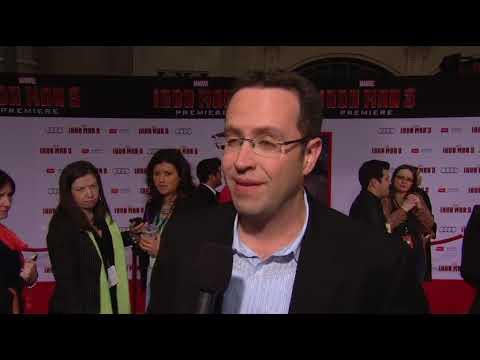 Jared Fogle - Premiere Jared Fogle (Anglais)