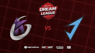 Keen Gaming vs  J.Storm, DreamLeague Season 11 Major, bo3, game 2 [Adekvat & Mortalles]