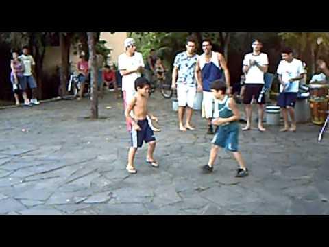 Capoeira em Roca Sales 3