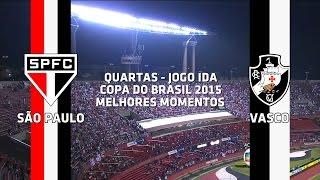 Siga - http://twitter.com/sovideoemhd Curta - http://facebook.com/sovideoemhd COPA SADIA DO BRASIL 2015 Quartas de Final - Jogo Ida Estádio Cícero ...
