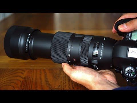 Sigma 100-400mm f/5-6.3 DG HSM 'C' lens review (Full-frame & APS-C)