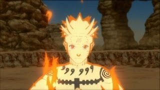 Naruto Shippuden: Ultimate Ninja Storm 3 - Over 20 Minutes Of Gameplay (Jinchuriki's, EMS Sasuke)
