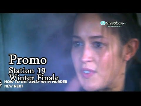 "Station 19 2x07 Promo ""Weather The Storm"" Season 2 Episode 7 Winter Finale"