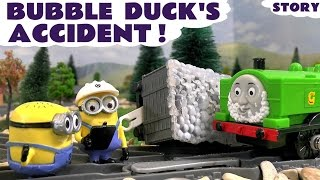 Bubble Duck\\\\\\\'s Accident
