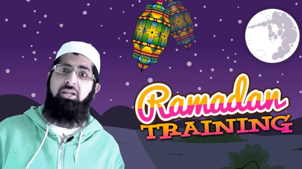 RAMADAIN TRAINING! ᴴᴰ – VERY FUNNY – MUST WATCH