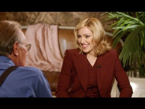 "Madonna Talks ""Madonna"" & Hates the Press"
