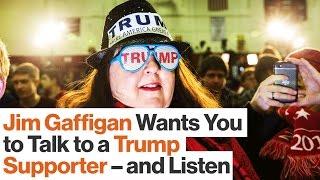 Jim Gaffigan: Disagree with Someone? Calling Them a Moron Won't Help