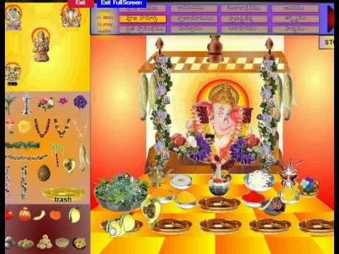 Video of Ganesh Chaturthi Vinayaka Chav