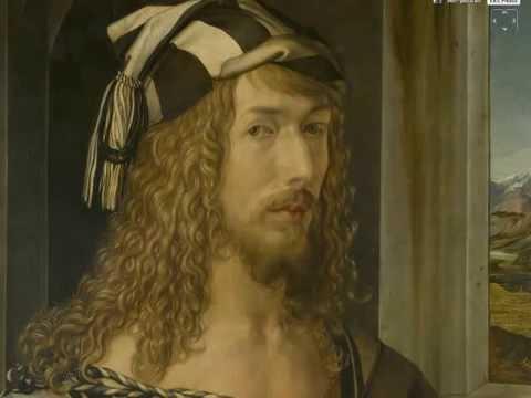 0450 - 10 Francs - 1997: Trésors des Musées - Autoportrait de Dürer -argent 900‰