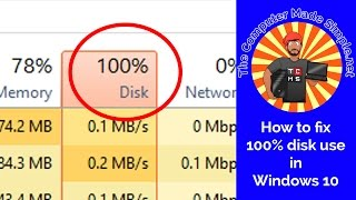 This is one weird trick that works most of the time to get rid of 100% disk use in Windows 10.For more information: http://thecomputermadesimple.netTo support a great project: http://als.ca/tcms A license to use this royalty-free music by AurusAudio was purchased from AudioJungle.net