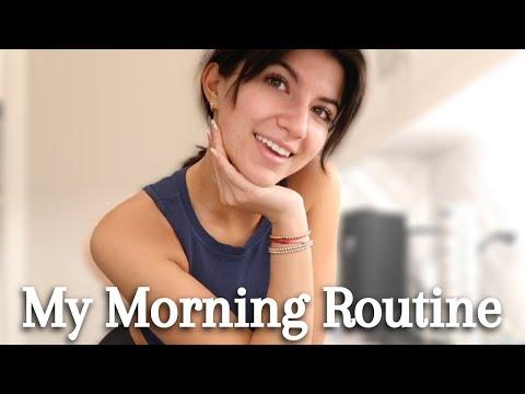 My Morning Routine | ellie zeiler