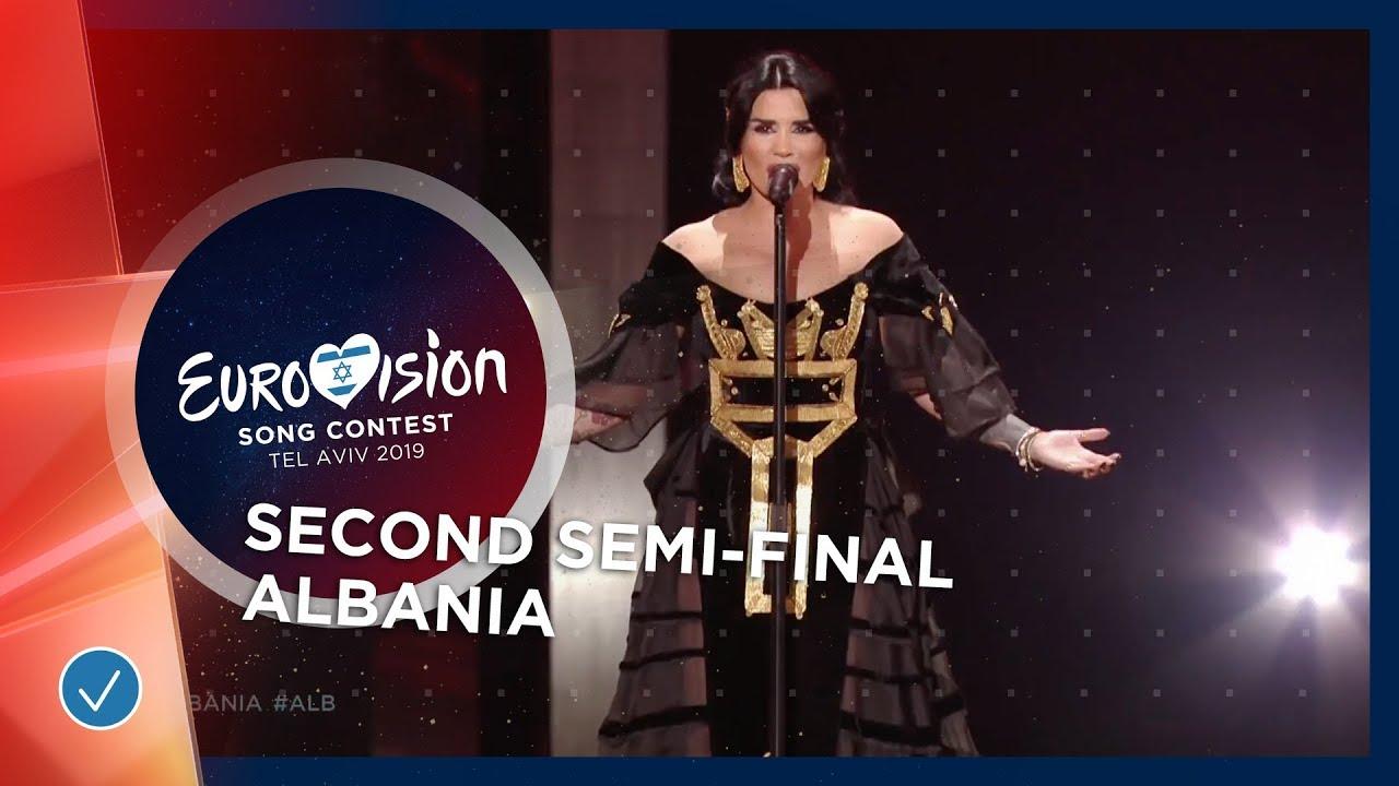 Jonida Maliqi - Ktheju Tokës (Albaania 2019)