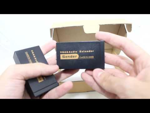 Extensor VGA + audio - L086JX