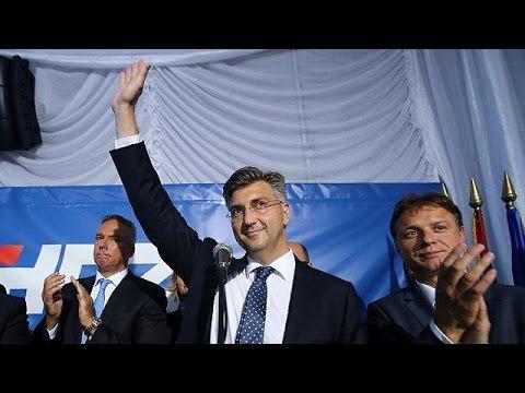 Κροατία: Νίκη των Συντηρητικών χωρίς αυτοδυναμία