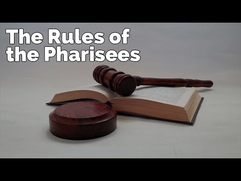 The Rules of the Pharisees