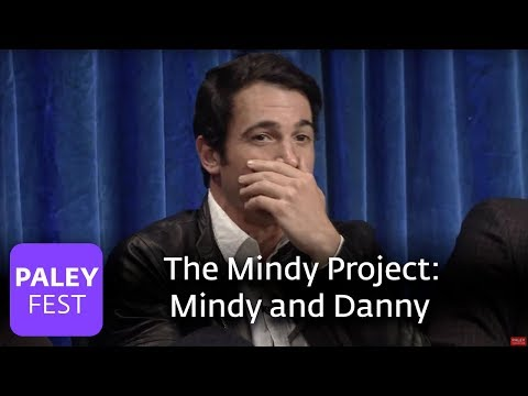 The Mindy Project - Mindy Kaling And Chris Messina On The Mindy and Danny Relationship