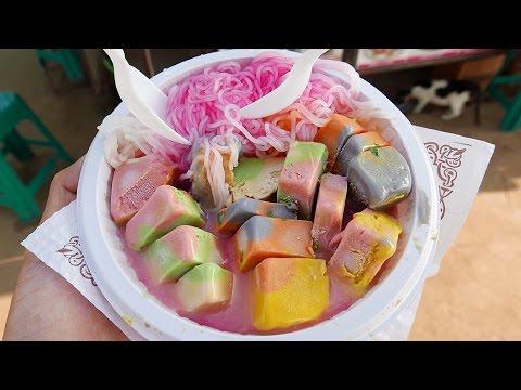 Món Ăn Ngon - GỎI RAU CÂU TÔM THỊT đơn giản lạ miệng - Thời lượng: 10 phút.