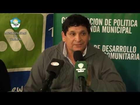 """Gas para Centro de Jubilados """"Solidaridad"""""""