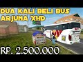 BUSSID | Ciee..... beli bus ARJUNA XHD lagi | kali sari reyeun