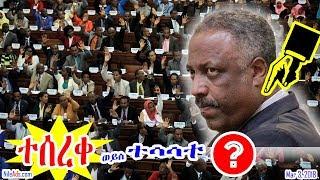 Ethiopia: የፓርላማው ድምፅ ተሰረቀ ወይስ ተሳሳተ [Abadula Gemeda] Ethiopian Parliament Vote Rigging or ...? - VOA