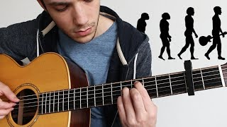 Video Evolution of Music on Guitar (FINGERSTYLE) MP3, 3GP, MP4, WEBM, AVI, FLV Agustus 2018