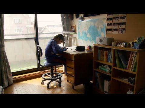On the journey to meet the demands of a Japanese education (видео)