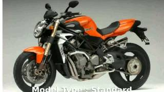 5. 2008 MV Agusta Brutale 910S -  Transmission motorbike Specification Dealers Top Speed
