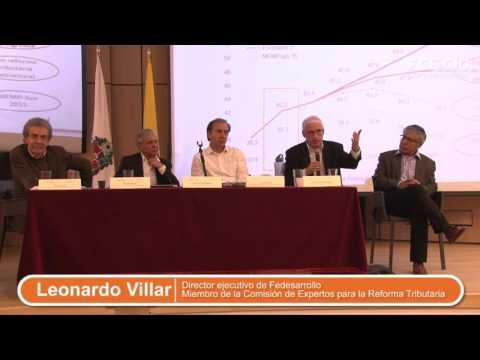 Sesión de preguntas en el Debate CID sobre la Reforma Tributaria Estructural