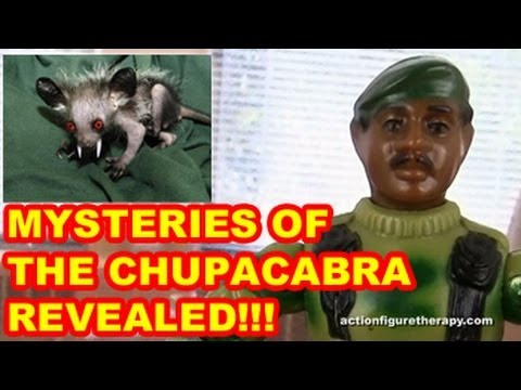 How To Find And Capture A Chupacabra