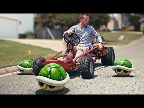 Mario s Lost Kart